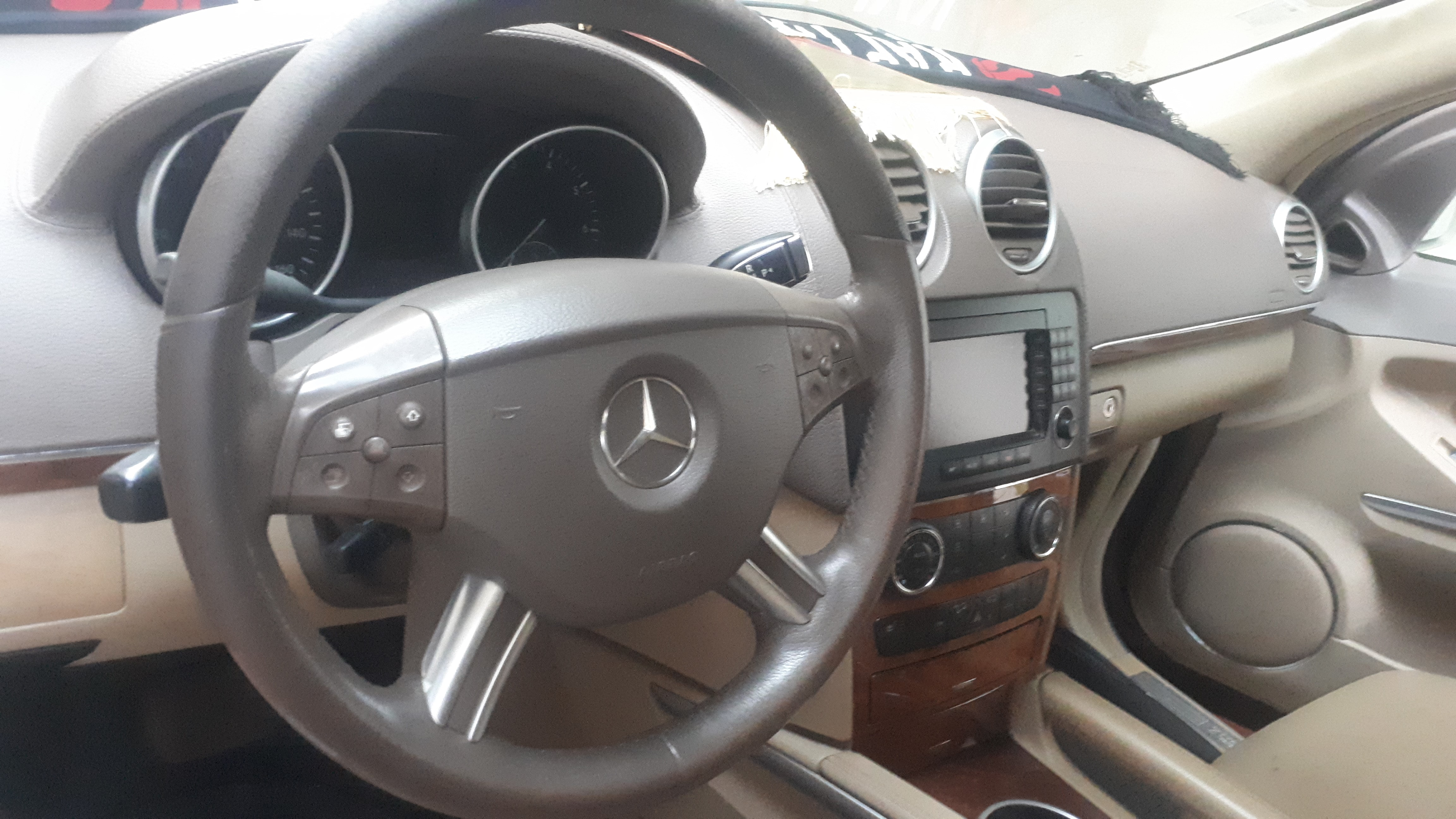 A VENDRE: MERCEDES BENZ 4x4 - GL 450 - 4MATIC - ESSENCE – AUTOMATIQUE