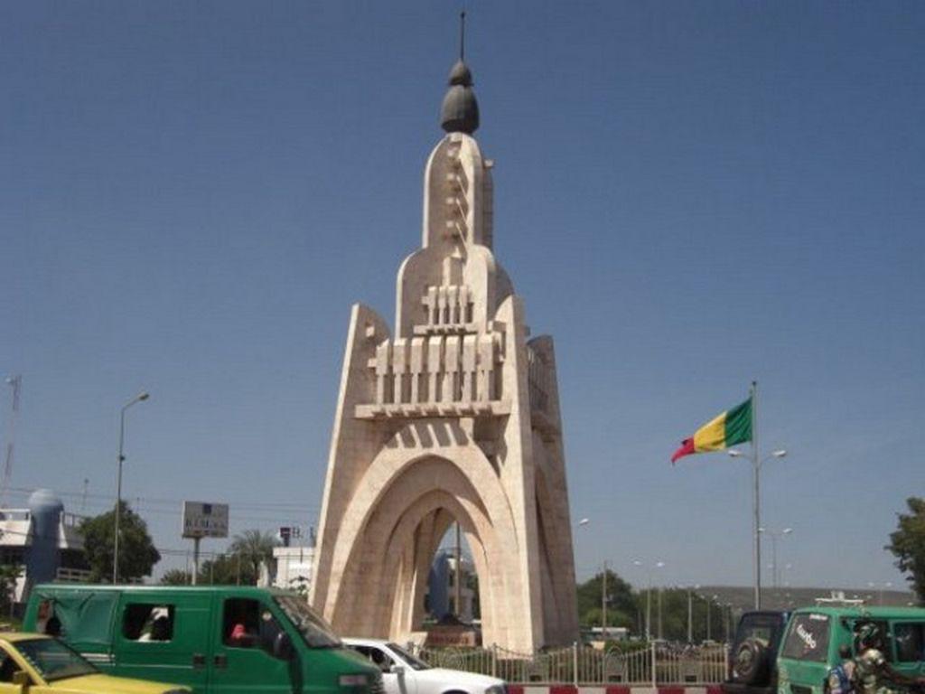 Monument de l'indépendance du Mali