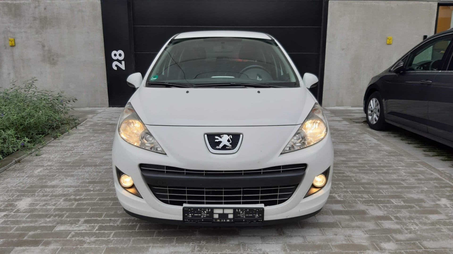 Peugeot 207 1.4 (2012) Active Business
